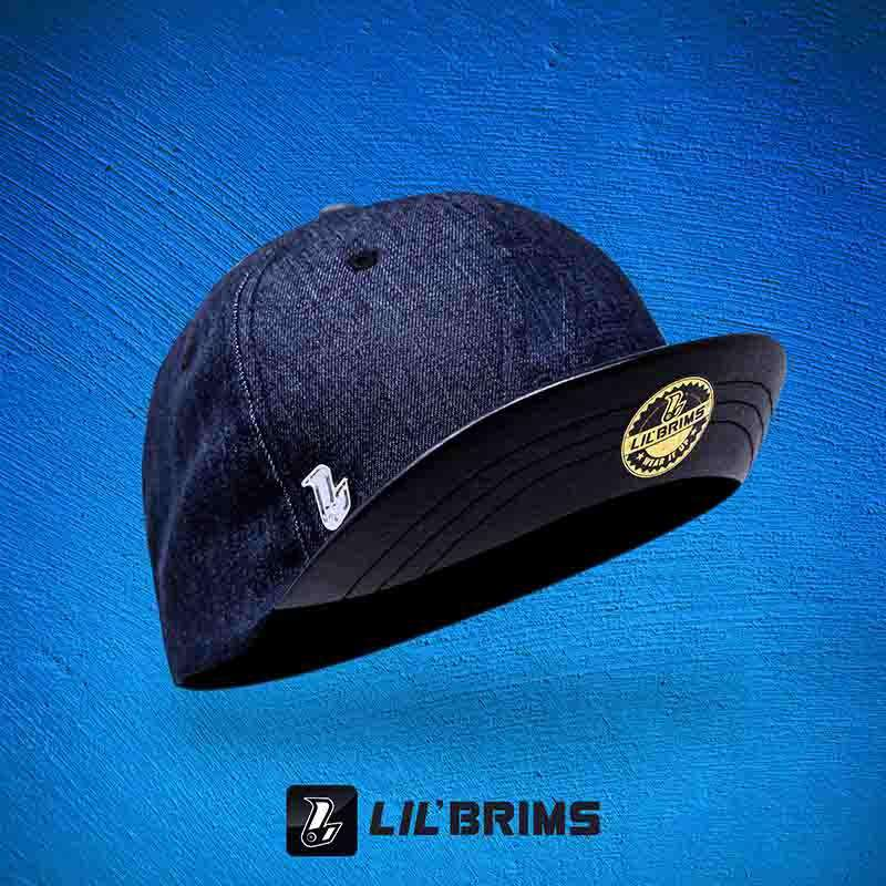 Raw Denim  LIL'BRIMS - Blue