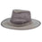 DPC Global Soaker Hat for men up to 2XL. Grey, mesh crown. SetarTrading