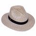 These beautiful and stylish Tula hats are made of natural palm fibers and are handcrafted in Mexico by local artisans. Tula hats are sustainable, environmentally friendly, and in accord with Fair Trade policy.  Tula hats are made of tightly braided and sewn palm fibers. They provide excellent sun protection, rated UPF 50+.