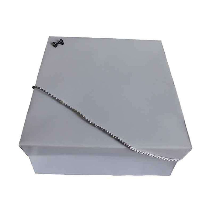 Hat Box - Foldable Square Paper Box