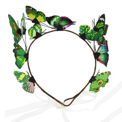 Derby Rave Butterfly Hair Band - Sophia Collection