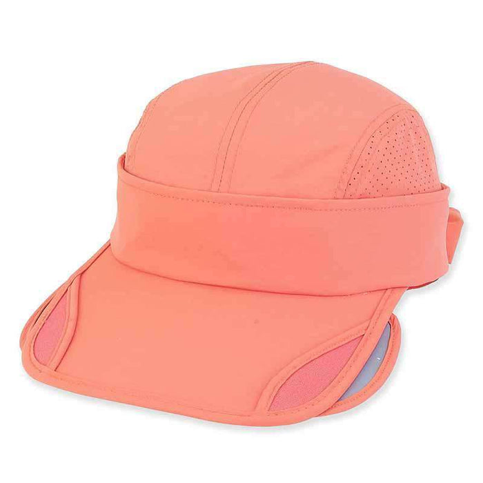 Convertible Woman's Cap with Side Shades - Guy Harvey - SetarTrading Hats