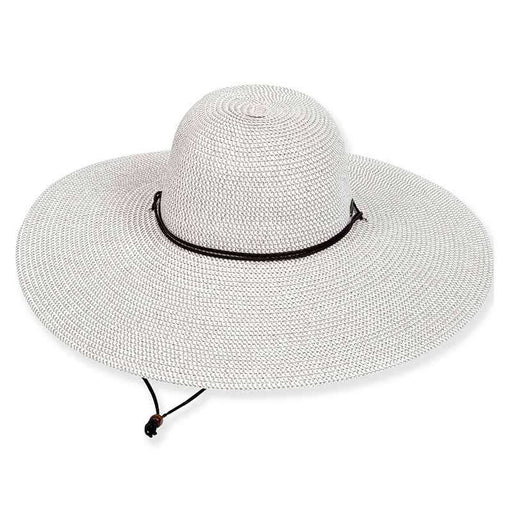 Sahara Large Brim Sun Hat with Chin Cord - Sun'N'Sand®
