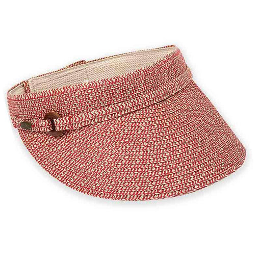 Sunset Classics Visor Sun Savors Collection - Sun 'n' Sand