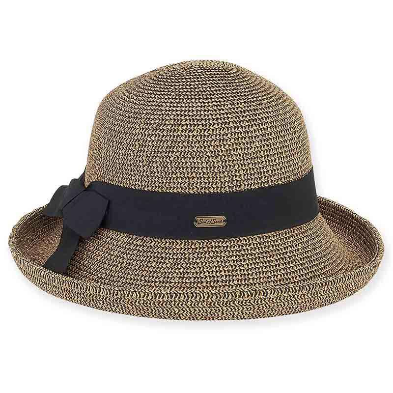 Montrose Up Turned Brim Summer Hat - Sun 'n' Sand