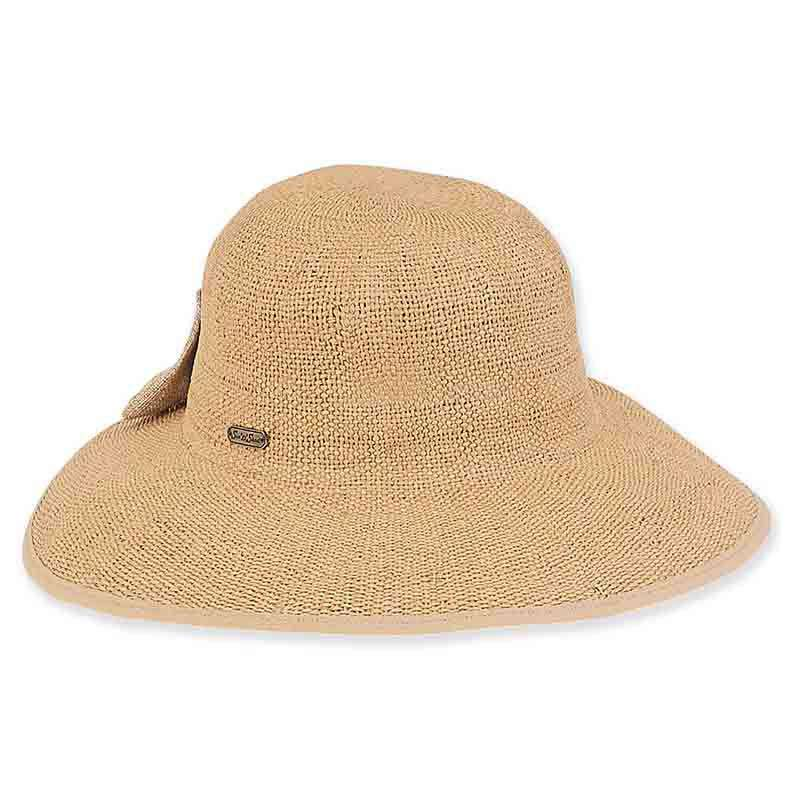 Sophia Bangkok Toyo Backless Sun Hat- Sun 'n' Sand