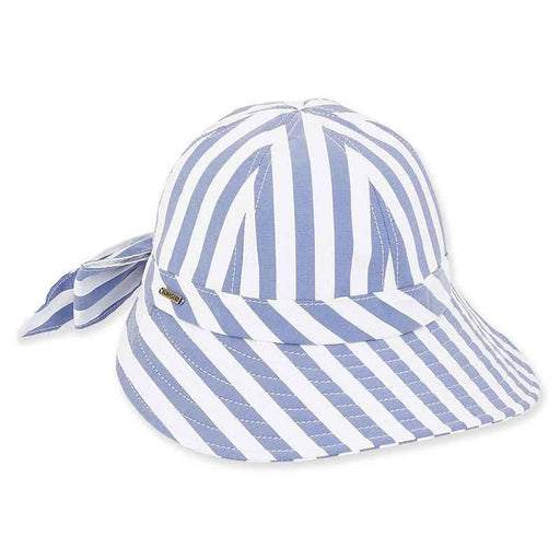 Sloane Comfy Striped Cotton Ballcaps - Sun 'n' Sand®