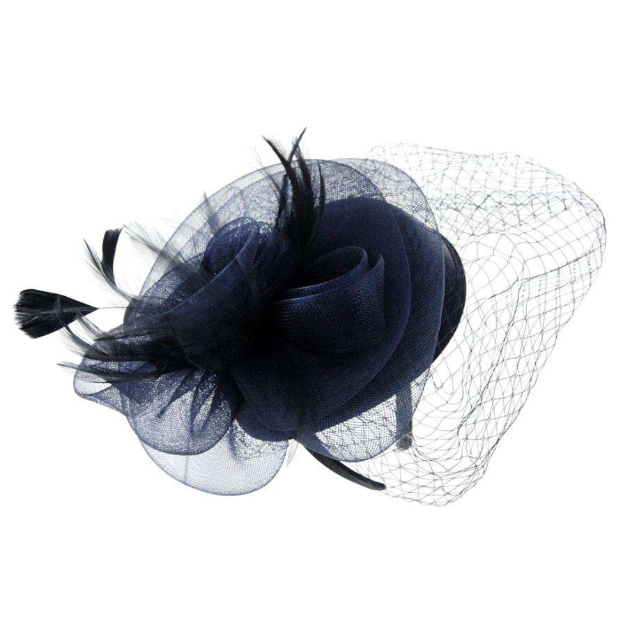 Pill Box Fascinator - SetarTrading Hats