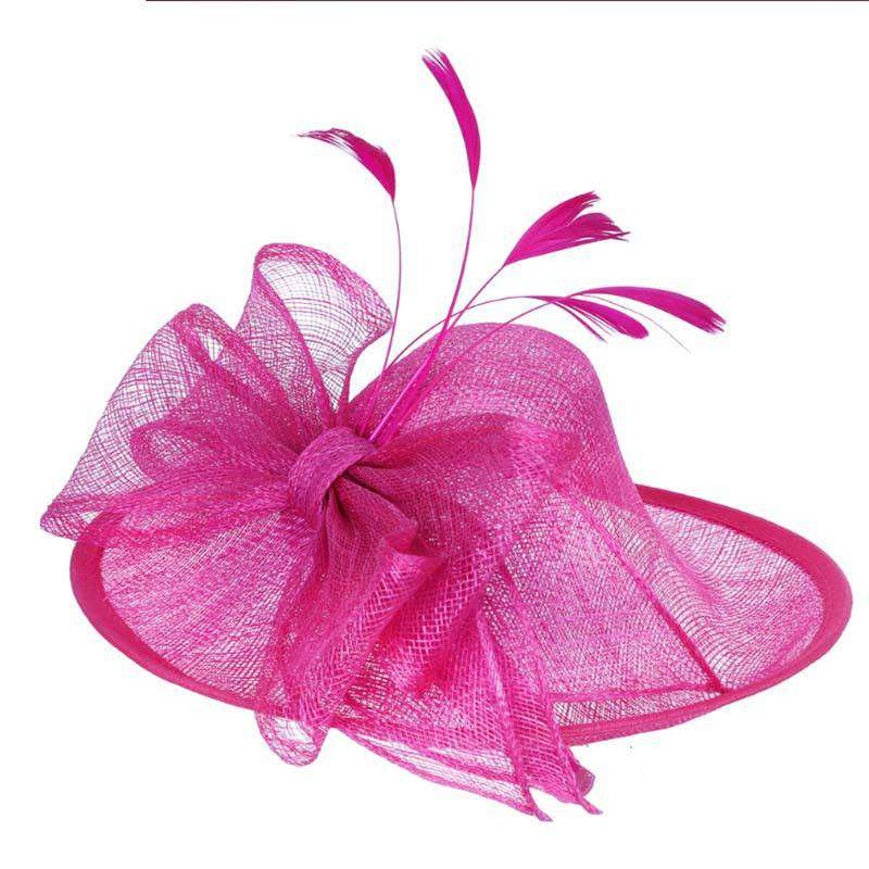 Sinamay Hat Fascinator - SetarTrading Hats