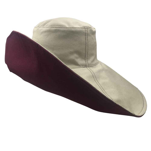 Kalisa Eclipse Reversible Organic Cotton Resort Sun Hat - Flipside Hats
