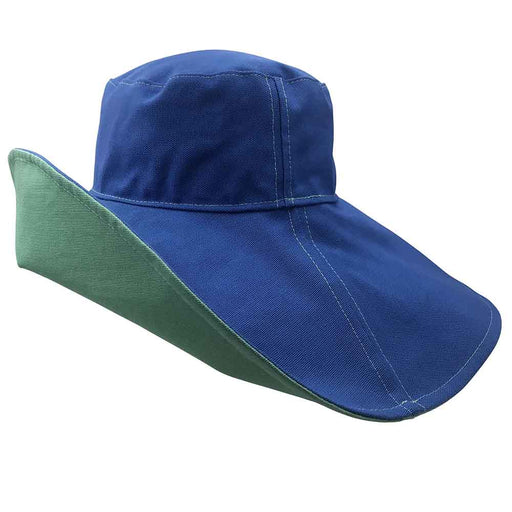 Lanikai Eclipse Reversible Organic Cotton Resort Sun Hat - Flipside Hats