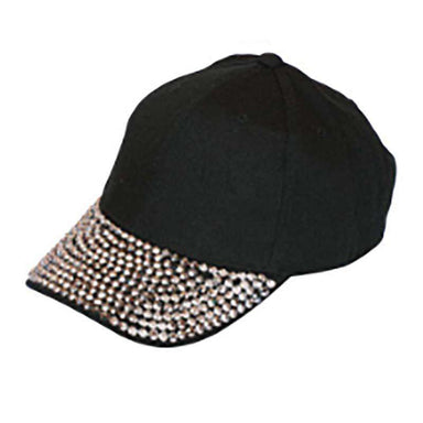 Studded Bill Baseball Cap - SetarTrading Hats
