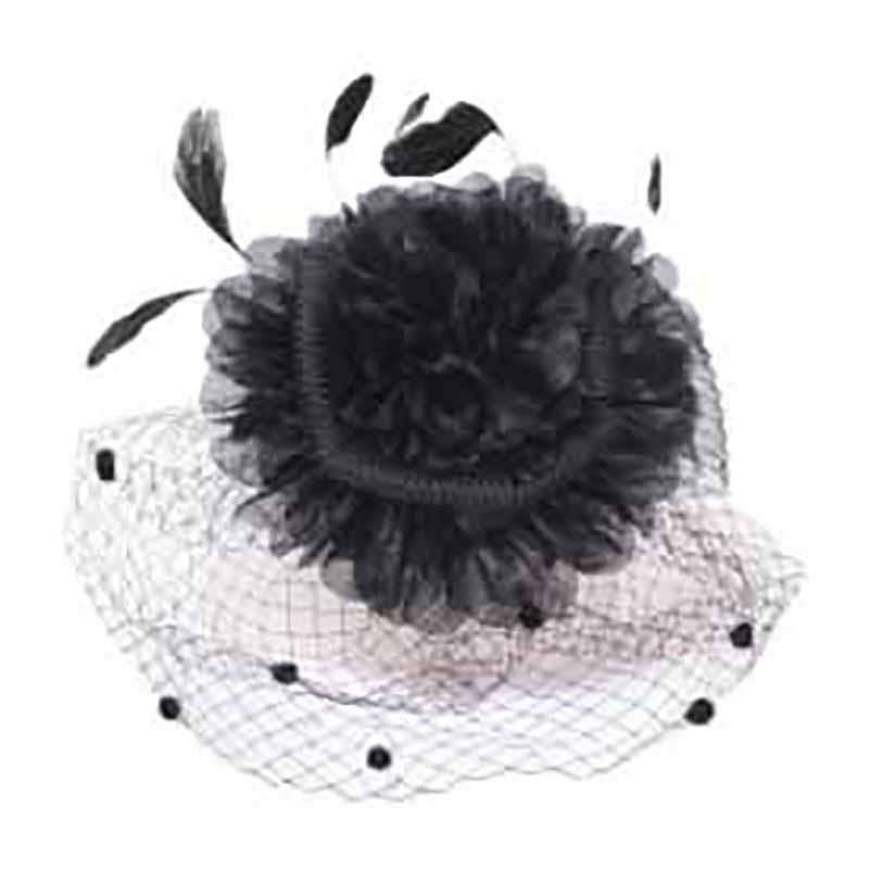 Large Petaloso Fascinator - SetarTrading Hats