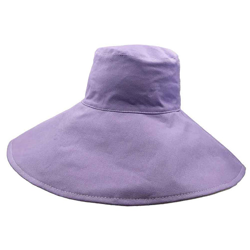 Maria Eclipse Reversible Organic Cotton Resort Sun Hat - Flipside Hats