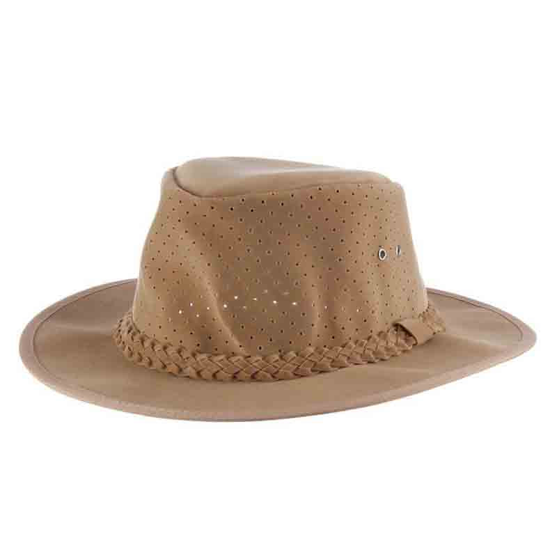 DPC Global Perforated Crown Soaker Hat