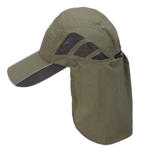 Supplex® Nylon Fishing Cap with Keeper Clip - DPC Global Hats