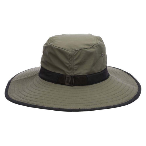Supplex® Nylon Floatable Brim Boonie Hat - DPC Outdoor Hats