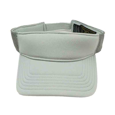 Soft Mesh Side Golf Sun Visor for Men - DPC Global Trends