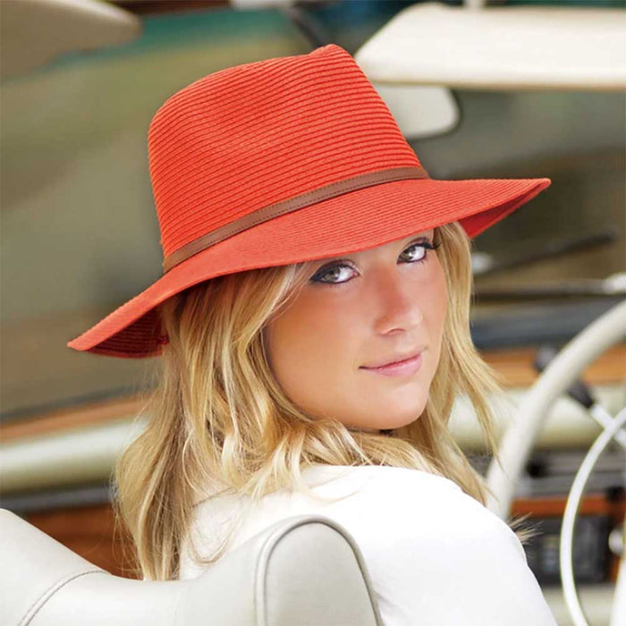 Naples Fedora - Wallaroo Hats