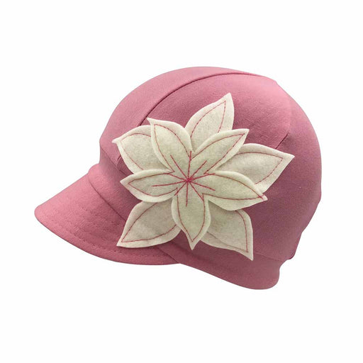 Nelle Eco Weekender Small Size Soft Jersey Cap - Flipside Hats