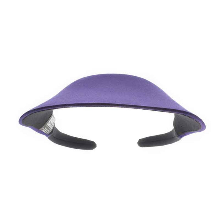 No Headache® Midsize Clip On Sun Visor in Solid Colors