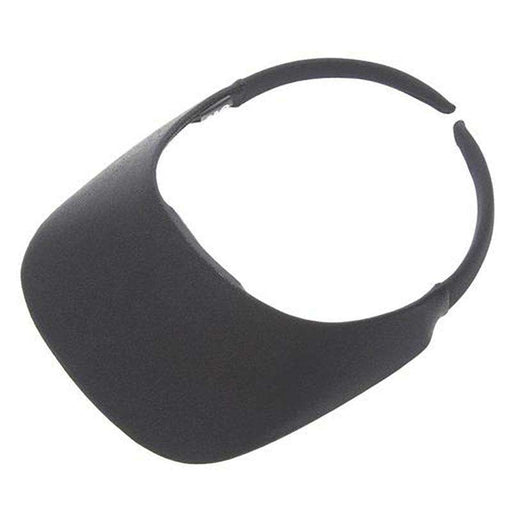 No Headache® Original Clip On Sun Visor in Shimmer Fabric
