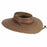 open crown wrap around sun visor crownless hat tula women's hats