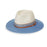 Petite Kristy Fedora by Wallaroo Hats