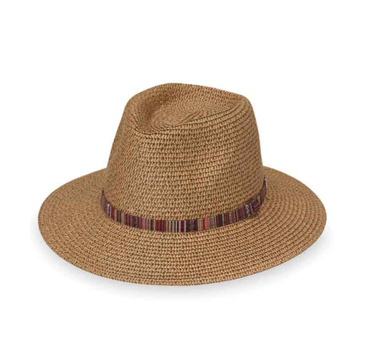 Petite Sedona Safari Hat with Aztec Band - Wallaroo Hats for Small Heads