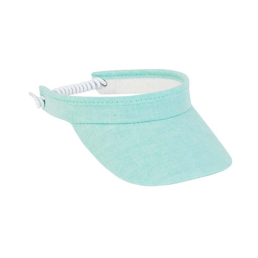Petite Cotton Sun Visor with Coil Lace Closure - Sunny Dayz™