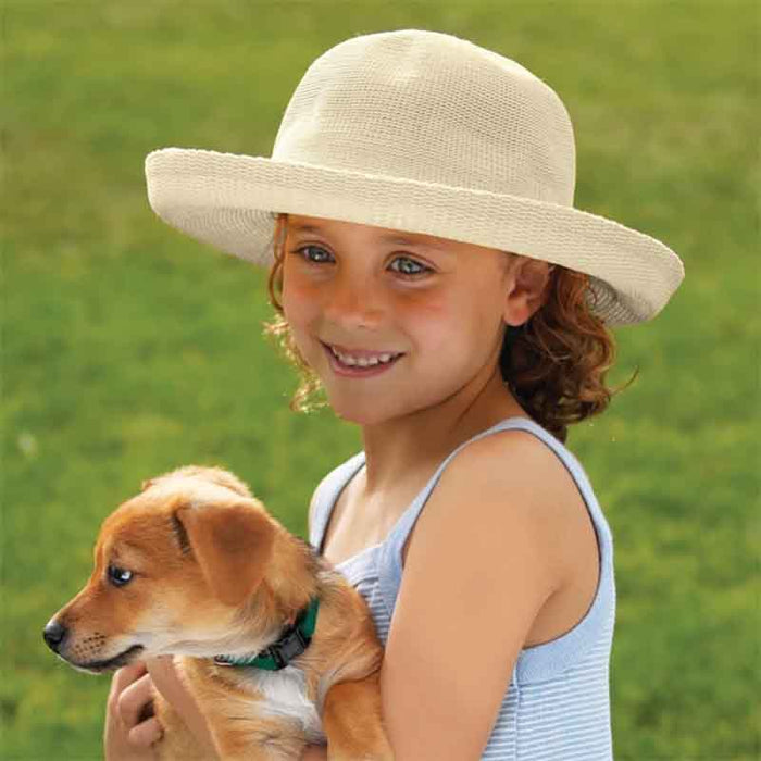 Petite Victoria - Wallaroo Hats for Small Heads