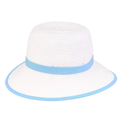 Petite Backless Facesaver Hat - Sunny Dayz™