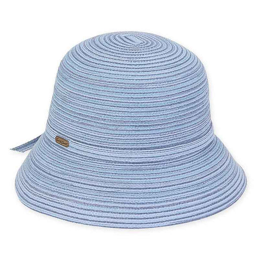 Small Brim Packable Polybraid Bucket Hat - Sun 'n' Sand®