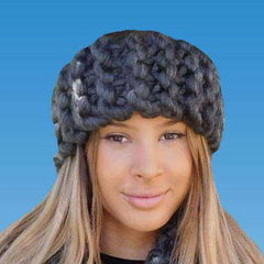 Chunky Knit Headband - SetarTrading Hats