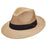 Woven Toyo Panama Hat - Scala Hats for Men