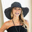 Scrunchie Packable Sun Hat by Wallaroo Hats