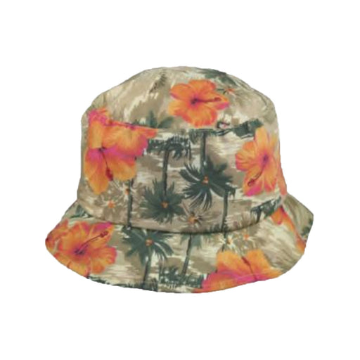 Small Heads Palm Tree Bucket Hat - Jeanne Simmons Hats