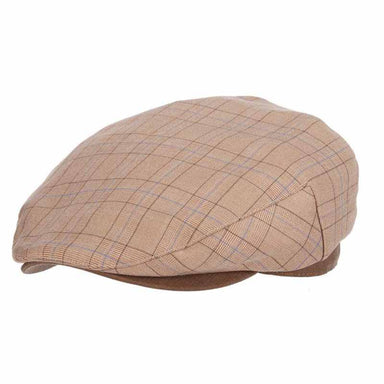 Infinity Selections Mens Corduroy Ivy Cap