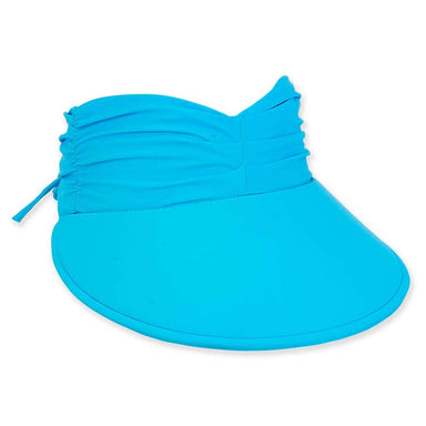 sun n sand aqua sun visor water aerobic swimming pool womens sunvisor SetarTrading Hats