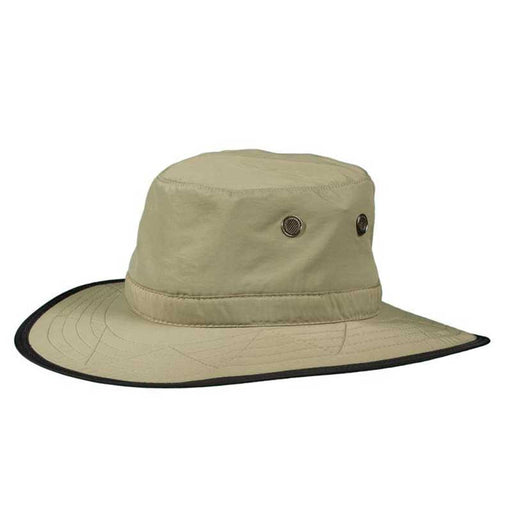Supplex Dimensional Brim Hat, Fossil - DPC Outdoor Headwear