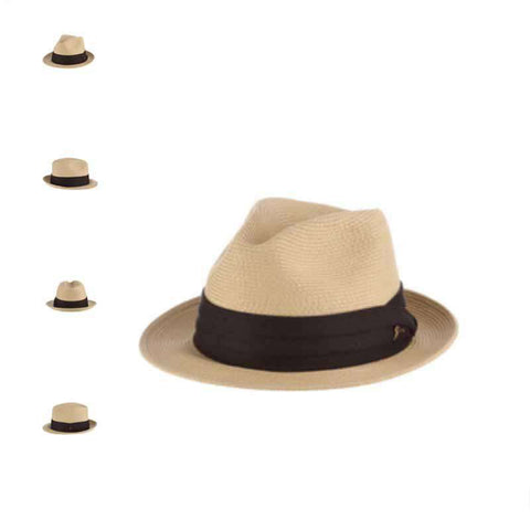 Lighthouse - Tommy Bahama Fine Braid Fedora 20e2d618d26b