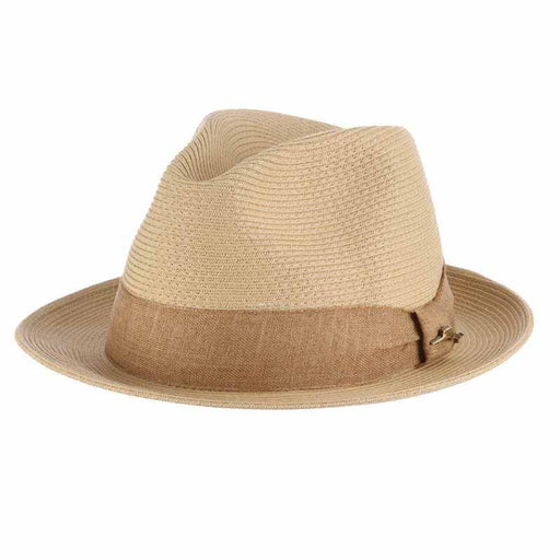 Daiquiri - Tommy Bahama Men's Fine Braid Fedora