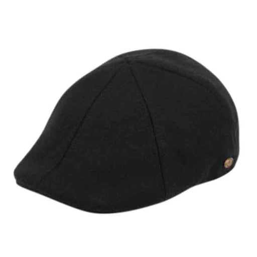 Wool Felt Duckbill Cap - Epoch Hats