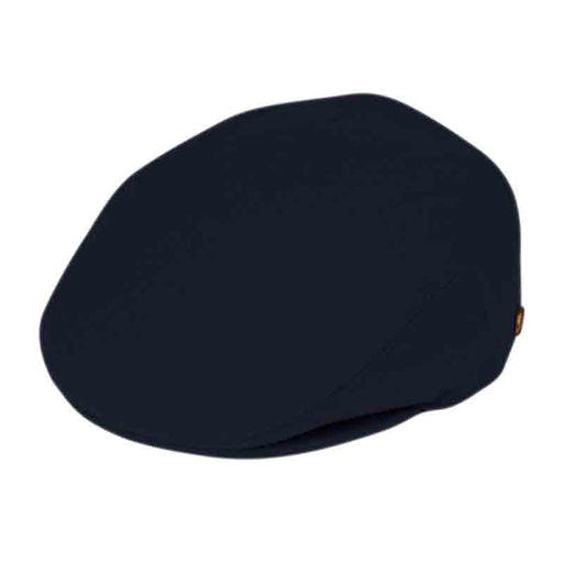 Solid Color Wool Felt Flat Cap - Epoch Hats