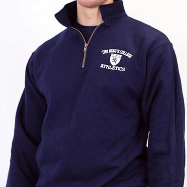 Athletics Sweatshirt, 1/4 Zip