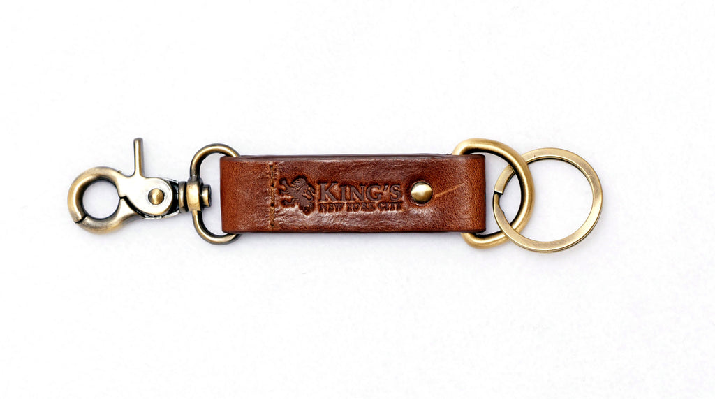 Key Chain, Leather