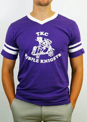 Vintage T-Shirt, Purple Knights - Purple