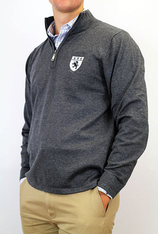 Sweater, 1/4 Zip TKC