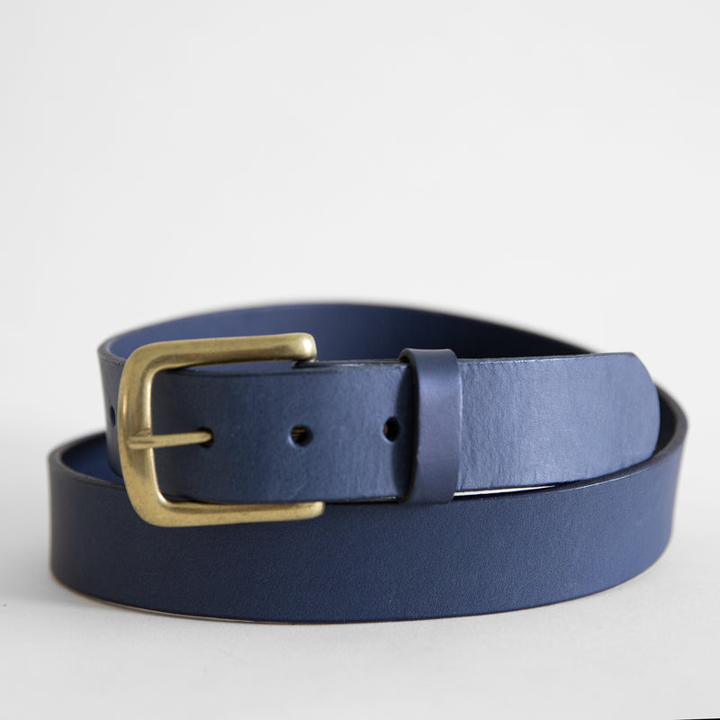 Tilo Leather Belt - Men