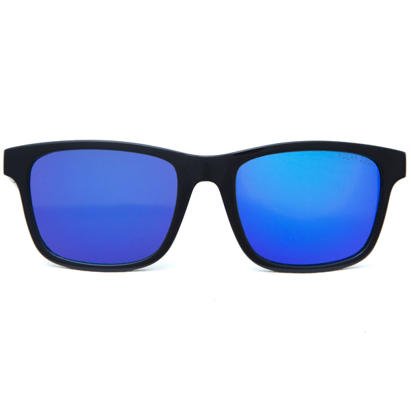 Makani Sunglasses in Ocean from front